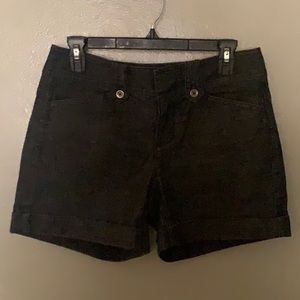 WHBM 5 Inch Denim Shorts Size 2